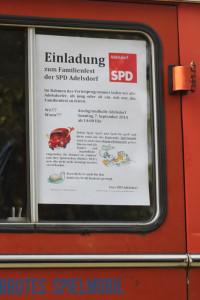 SPD Familienfest 2014